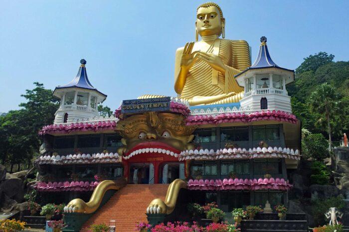 Sri Lanka Buddhist Tour