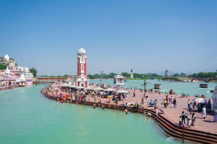 Golden Triangle Haridwar & Rishikesh Tour